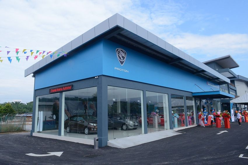 Proton launches six new 3S/4S centres in Malaysia – Port Dickson, Nilai, Ipoh, Bintulu, Miri and Sandakan Image #876198