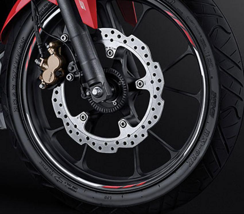 Honda CBR150R dipertingkat untuk pasaran Indonesia Image #875184