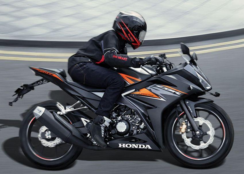 Honda CBR150R dipertingkat untuk pasaran Indonesia Image #875187