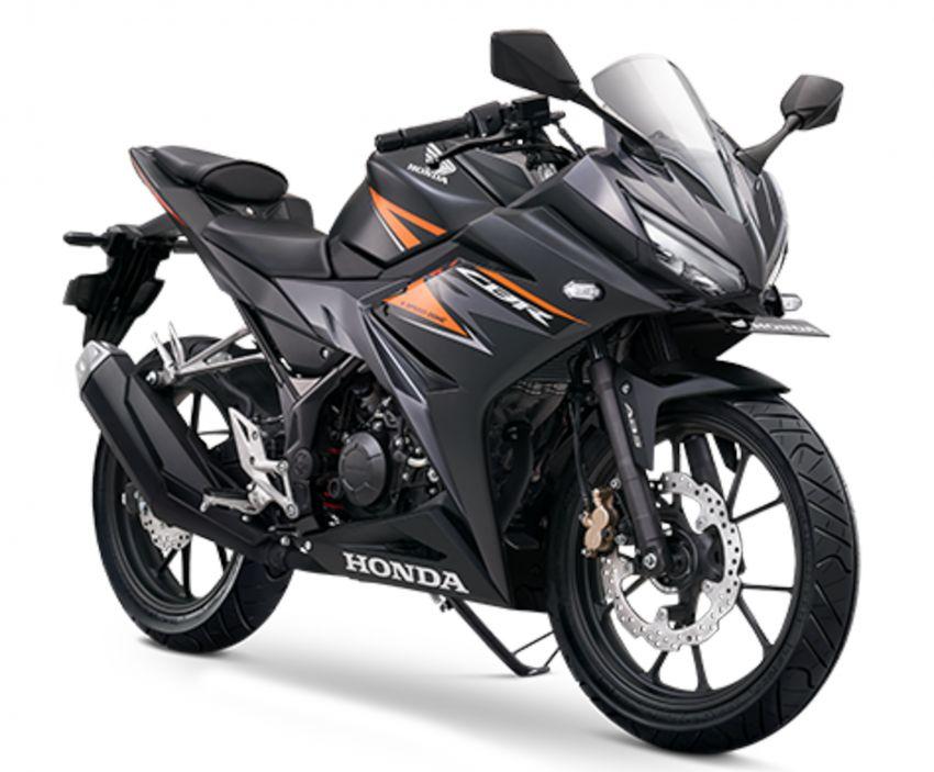 Honda CBR150R dipertingkat untuk pasaran Indonesia Image #875175