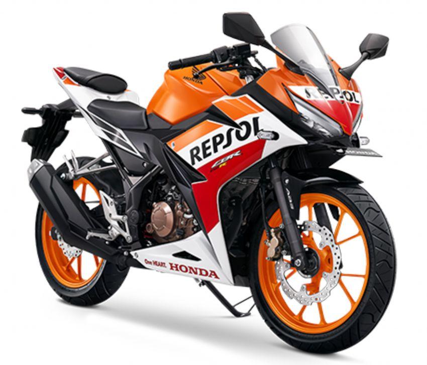 Honda CBR150R dipertingkat untuk pasaran Indonesia Image #875176