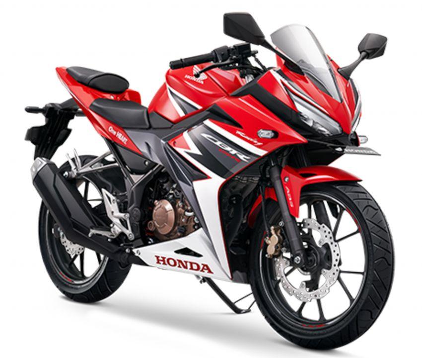 Honda CBR150R dipertingkat untuk pasaran Indonesia Image #875177