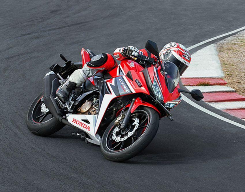 Honda CBR150R dipertingkat untuk pasaran Indonesia Image #875179
