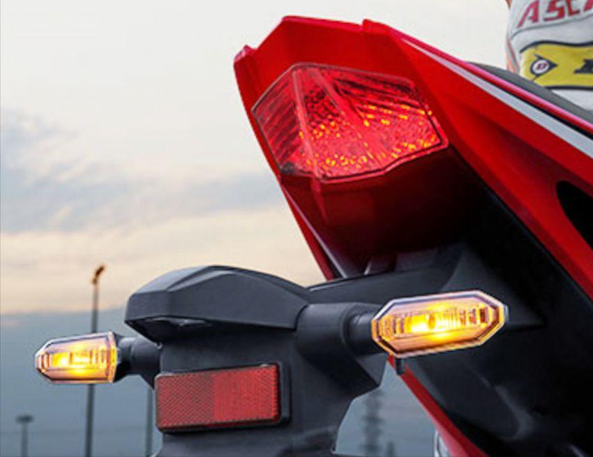 Honda CBR150R dipertingkat untuk pasaran Indonesia Image #875181