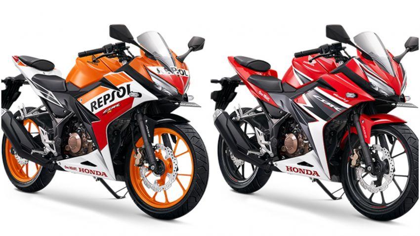 Honda CBR150R dipertingkat untuk pasaran Indonesia Image #875188