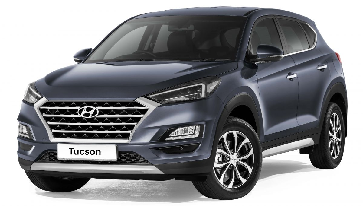 hyundai tucson facelift launched in malaysia 2 0l. Black Bedroom Furniture Sets. Home Design Ideas