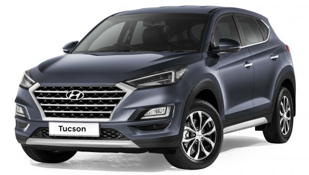 Hyundai Tucson facelift launched in Malaysia - 2 0L Elegance