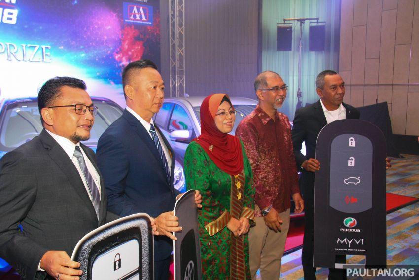 KLIMS 2018: Kembali selepas lima tahun – tiket RM20 tawar hadiah Toyota C-HR, Honda City, Perodua Myvi Image #873415