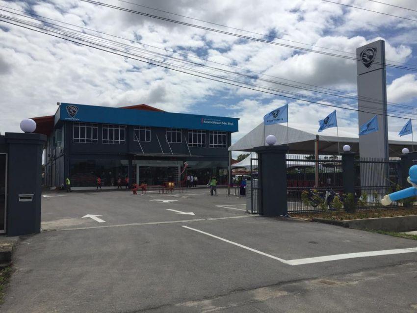 Proton launches six new 3S/4S centres in Malaysia – Port Dickson, Nilai, Ipoh, Bintulu, Miri and Sandakan Image #876256