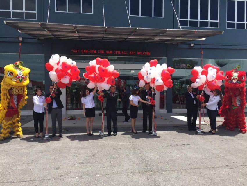 Proton launches six new 3S/4S centres in Malaysia – Port Dickson, Nilai, Ipoh, Bintulu, Miri and Sandakan Image #876259