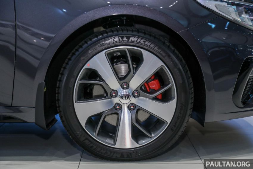 2019 Kia Optima facelift arrives in Malaysia – NA and turbo engines listed; GT variant; from RM169,888 Image #879675