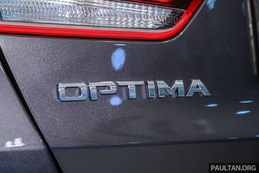 2019 Kia Optima facelift arrives in Malaysia – NA and turbo engines listed; GT variant; from RM169,888 Image #879684