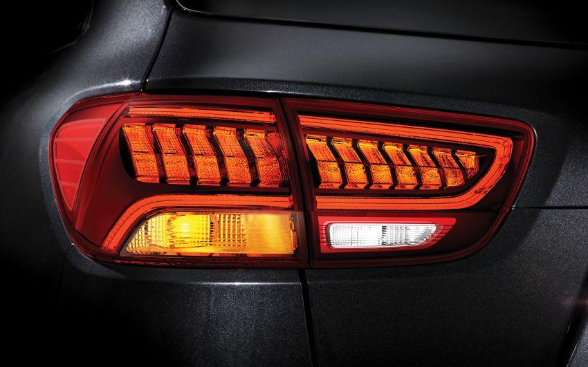 Kia Sorento facelift 2019 di laman web – dari RM170k Image #880441