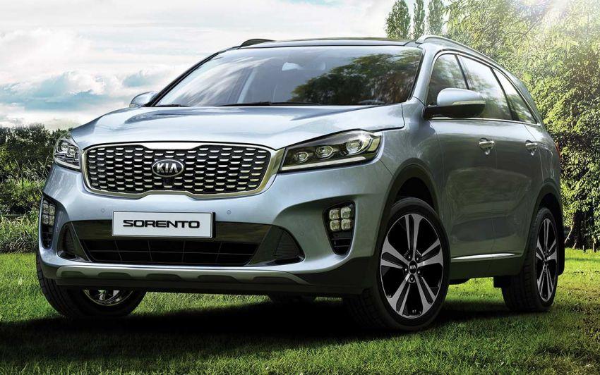 Kia Sorento facelift goes on sale – RM170k to RM180k Image #881677