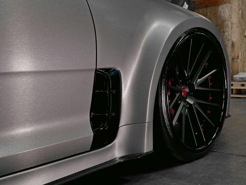 Bespoke Kia Stinger GT and K900 to debut at SEMA Image #880274