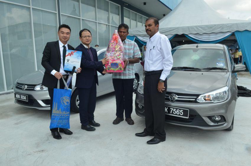 Proton launches six new 3S/4S centres in Malaysia – Port Dickson, Nilai, Ipoh, Bintulu, Miri and Sandakan Image #876210