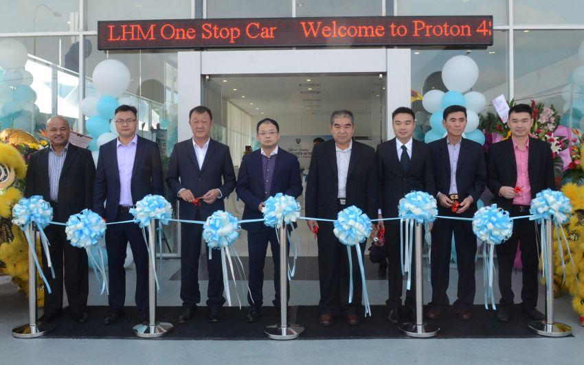 Proton launches six new 3S/4S centres in Malaysia – Port Dickson, Nilai, Ipoh, Bintulu, Miri and Sandakan Image #876213
