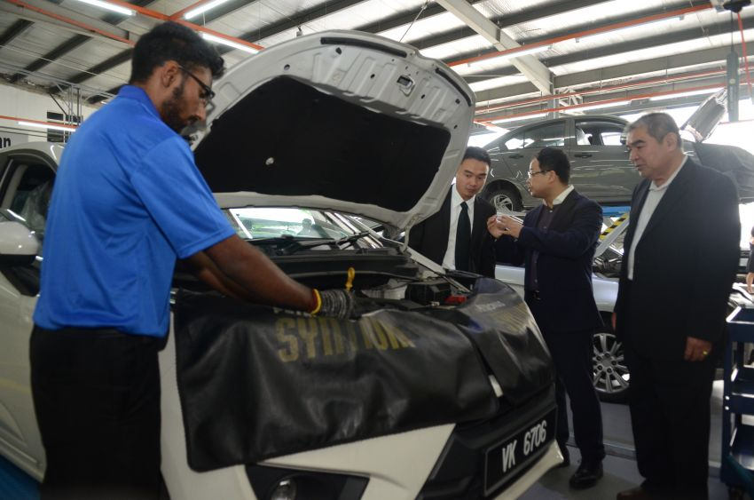Proton launches six new 3S/4S centres in Malaysia – Port Dickson, Nilai, Ipoh, Bintulu, Miri and Sandakan Image #876214