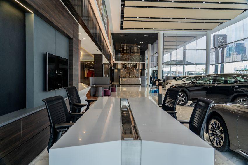 Lexus Mutiara Damansara 3S facility gets enhanced Image #878510
