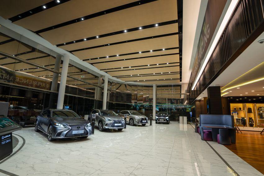 Lexus Mutiara Damansara 3S facility gets enhanced Image #878513