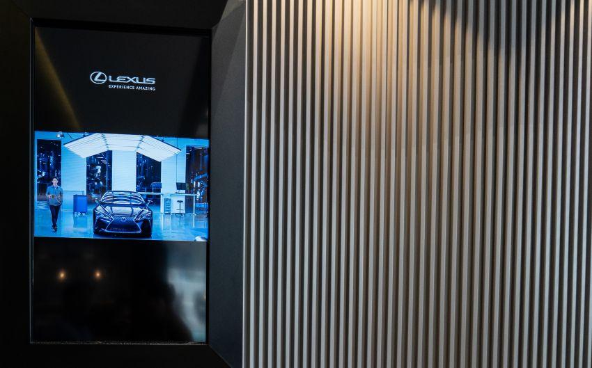 Lexus Mutiara Damansara 3S facility gets enhanced Image #878487