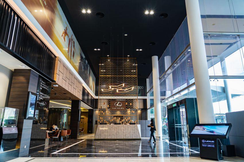 Lexus Mutiara Damansara 3S facility gets enhanced Image #878494
