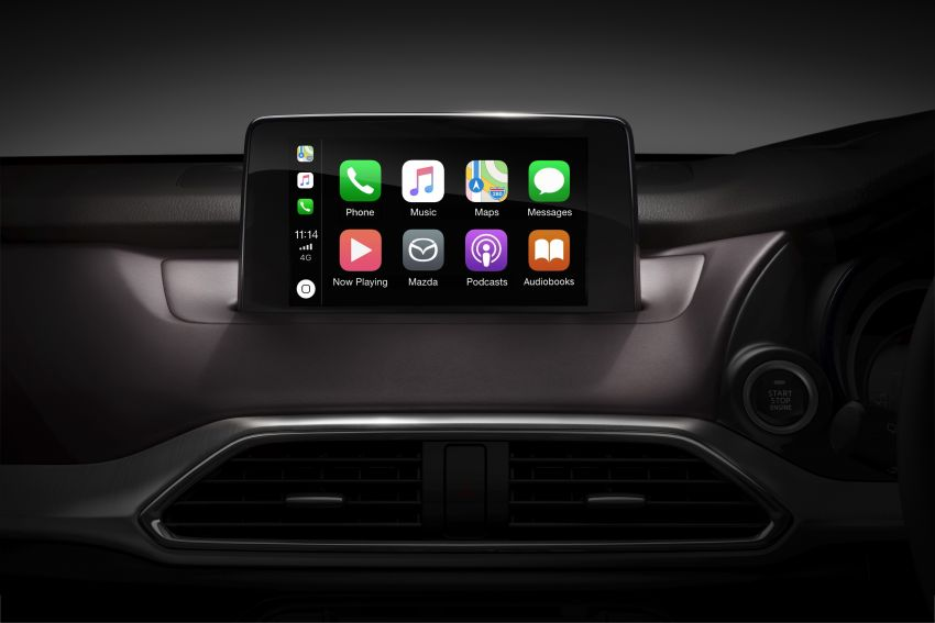 Mazda CX-5 now comes with powered tailgate in M'sia; CX-9 gains 360-degree camera, Apple CarPlay support Image #870480