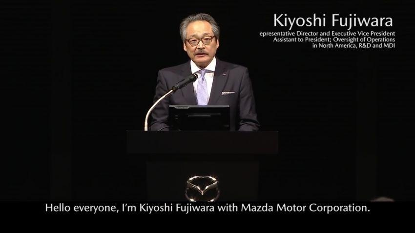 Mazda mahu perkenalkan semula enjin rotary pada EV – kenapa, apa kelebihannya, Mazda 3 model pertama? Image #873104