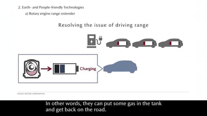 Mazda mahu perkenalkan semula enjin rotary pada EV – kenapa, apa kelebihannya, Mazda 3 model pertama? Image #873109