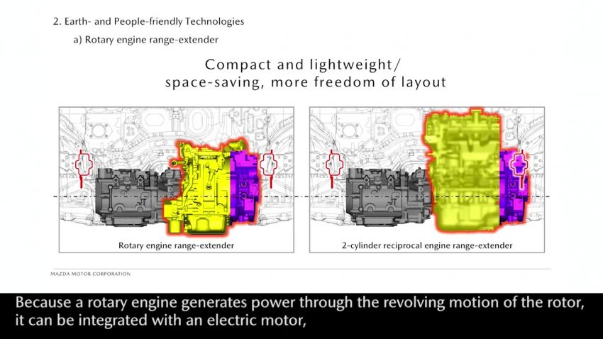 Mazda Technology Briefing 2018 – rotary engine in EVs detailed; next-gen Mazda 3 to debut in November? Image #873002