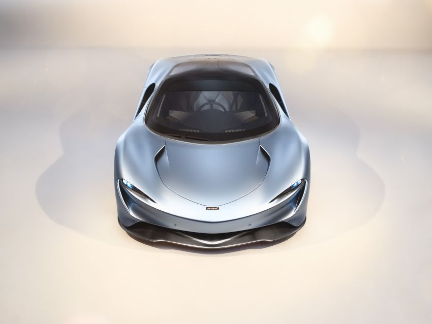 McLaren Speedtail unveiled – 1,050 PS, 403 km/h top speed, 0-300 km/h in 12.8 seconds, limited to 106 units Image #880123