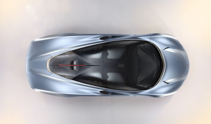McLaren Speedtail unveiled – 1,050 PS, 403 km/h top speed, 0-300 km/h in 12.8 seconds, limited to 106 units Image #880131