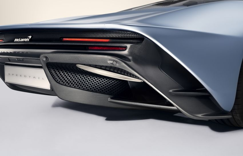 McLaren Speedtail unveiled – 1,050 PS, 403 km/h top speed, 0-300 km/h in 12.8 seconds, limited to 106 units Image #880115
