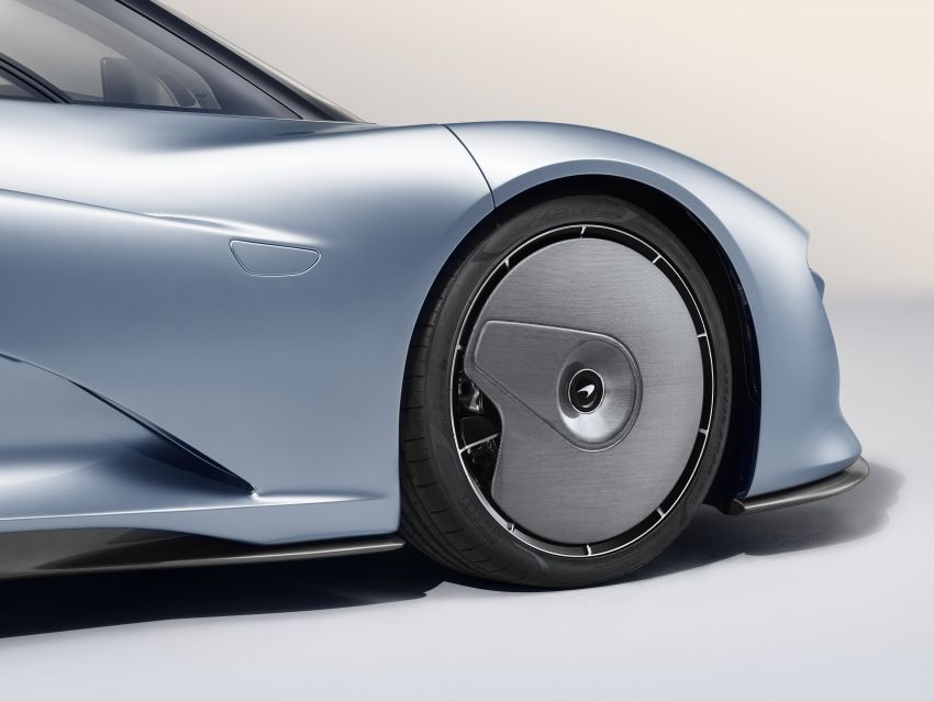 McLaren Speedtail unveiled – 1,050 PS, 403 km/h top speed, 0-300 km/h in 12.8 seconds, limited to 106 units Image #880118