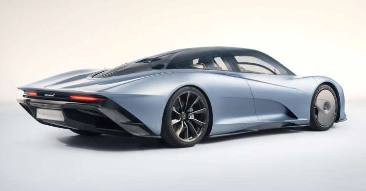 McLaren Speedtail revealed in full before official debut Image #879026