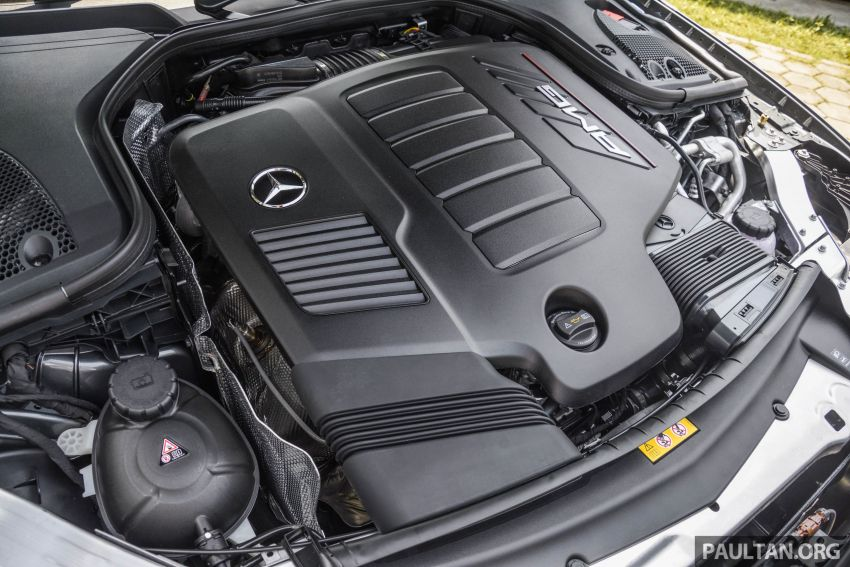 Mercedes-AMG E53 4Matic+ dipertonton di Malaysia Image #871061