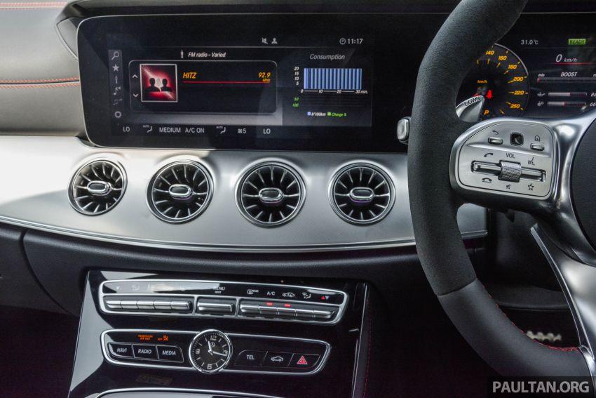 Mercedes-AMG E53 4Matic+ dipertonton di Malaysia Image #871089