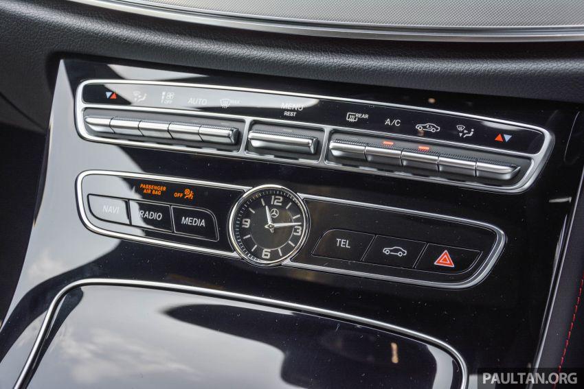 Mercedes-AMG E53 4Matic+ dipertonton di Malaysia Image #871093