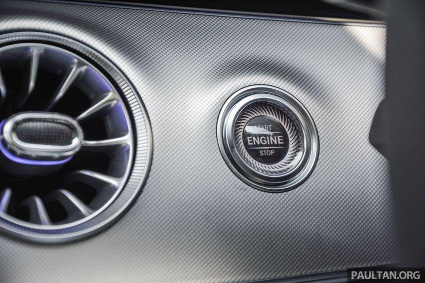 Mercedes-AMG E53 4Matic+ dipertonton di Malaysia Image #871097