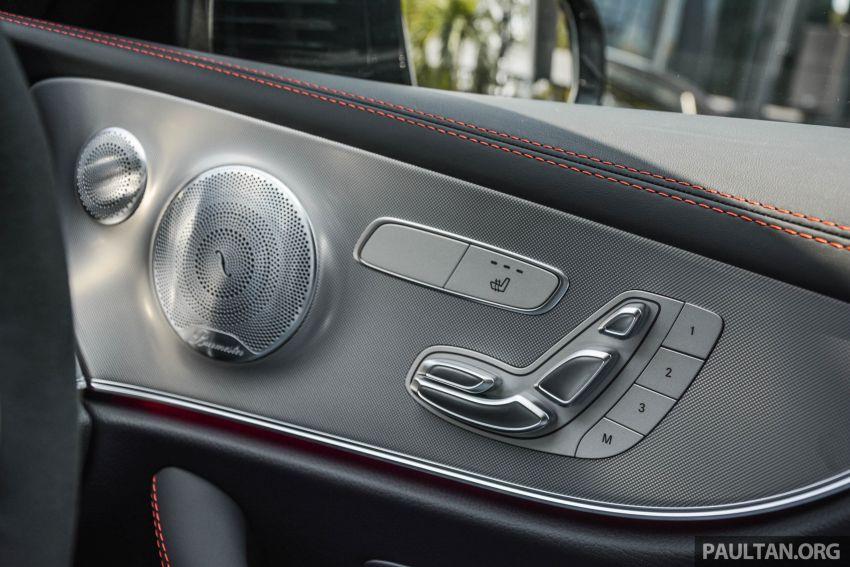 Mercedes-AMG E53 4Matic+ dipertonton di Malaysia Image #871098