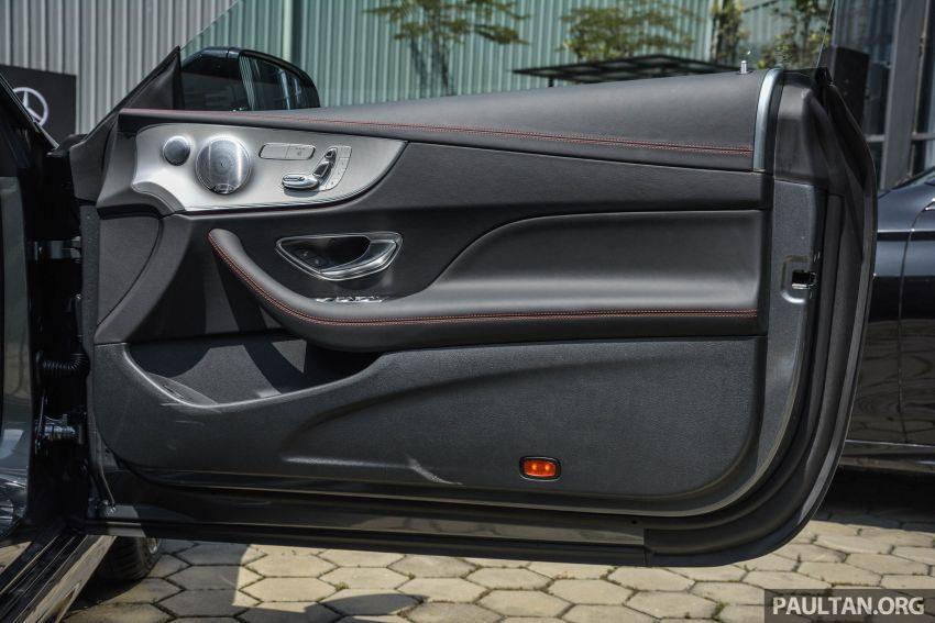 Mercedes-AMG E53 4Matic+ dipertonton di Malaysia Image #871100