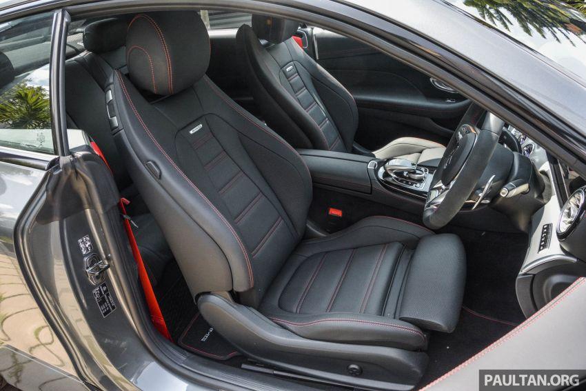 Mercedes-AMG E53 4Matic+ dipertonton di Malaysia Image #871101
