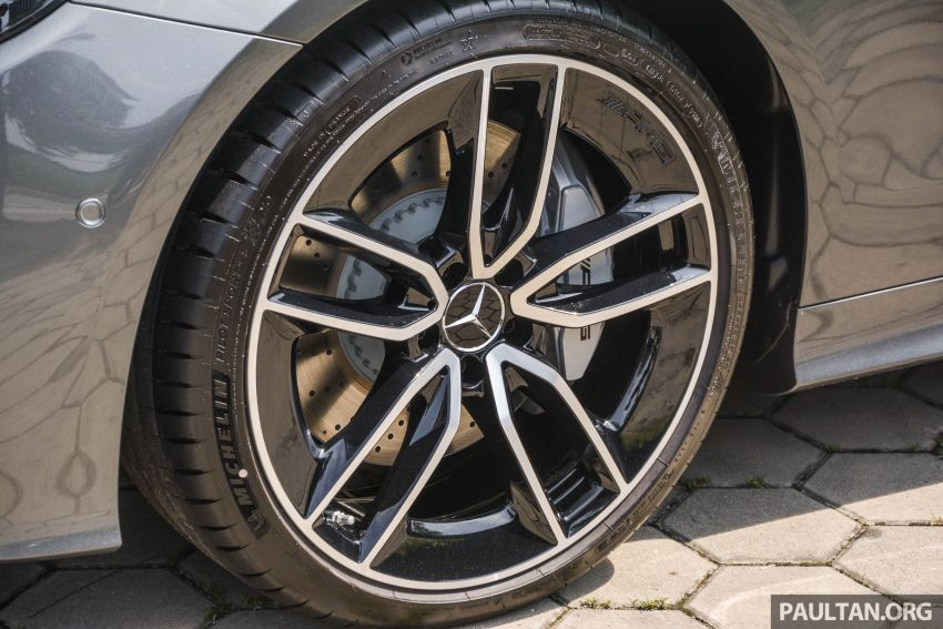 Mercedes-AMG E53 4Matic+ dipertonton di Malaysia Image #871054
