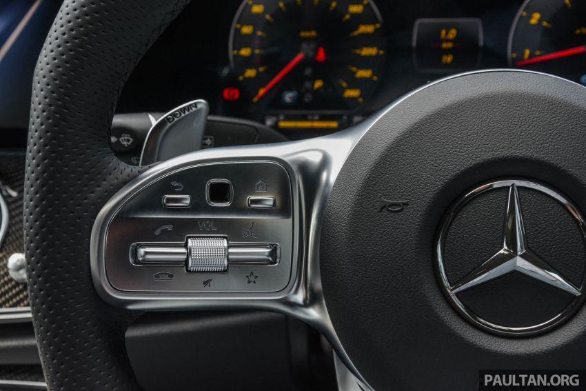 Mercedes-AMG E53 4Matic+ dipertonton di Malaysia Image #871016