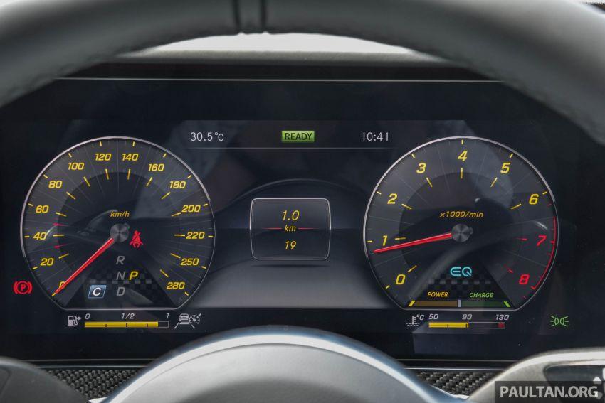 Mercedes-AMG E53 4Matic+ dipertonton di Malaysia Image #871018