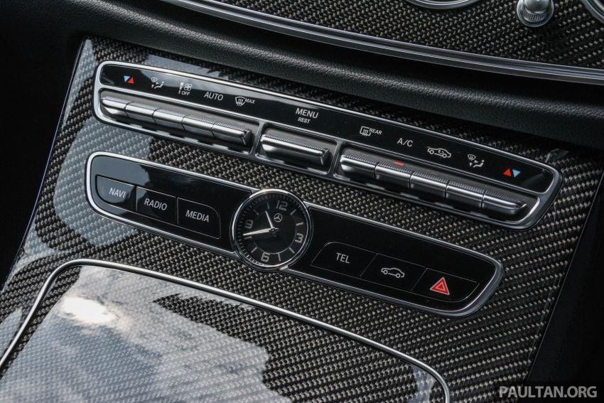 Mercedes-AMG E53 4Matic+ dipertonton di Malaysia Image #871025