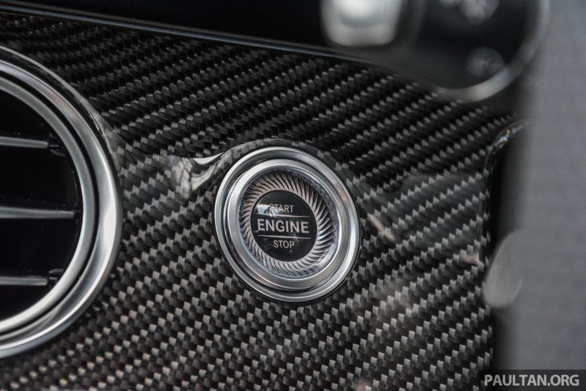 Mercedes-AMG E53 4Matic+ dipertonton di Malaysia Image #871031