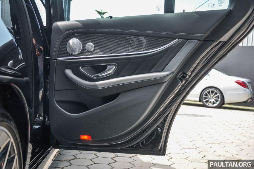 Mercedes-AMG E53 4Matic+ dipertonton di Malaysia Image #871040