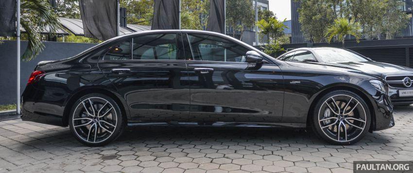 Mercedes-AMG E53 4Matic+ dipertonton di Malaysia Image #870996