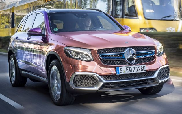 Mercedes Benz Glc F Cell Production Plug In Hybrid Hydrogen Suv Debuts With 208 Hp 478 Km Total Range